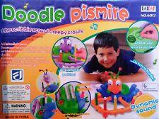 Doodle Pismire Creative Art Battery Spirograph Dynamic Sound Patterns Girl Boy