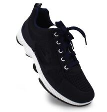 Warner Low Cut High Quality Sports Training Running Rubber Shoes BLUE SIZE 41