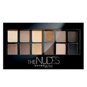 Maybelline The Nudes Eyeshadow Palette ~ New