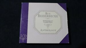 Bix Beiderbecke 60 originals  in 3 CD
