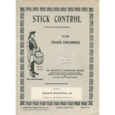 George Lawrence Stone: Stick Control For The Snare Drummer. Für kleine Trommel