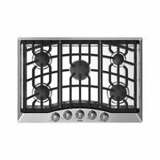Viking 36-Inch 5-Burner Natural Gas Cooktop-Stainless Steel-Rvgc 33615BSS