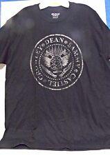 Crowley Dean Sammy CastIel Black Unisex T-Shirt