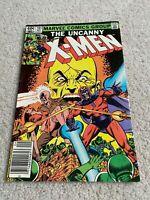 Uncanny X-Men #161, FN- 5.5, 1st Appearance Gabby Haller; Professor X