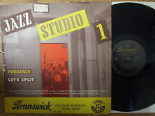 LAT 8036 Jazz Studio 1-années 1950 LP