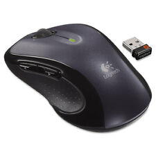 Logitech M510 Wireless Mouse Three Buttons Silver 910001822