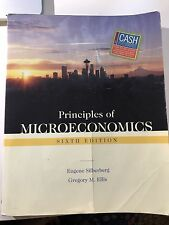 Principles Of Microeconomics by Eugene Silberberg