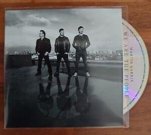 Martin Garrix, Edge & U2 - We Are The People - New Rare Brazilian Promo Cd