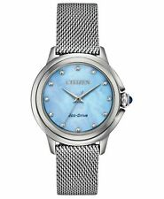 Citizen Ceci Eco-Drive Women's Watch EM0790--55N