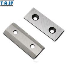 2PC Garden Shredder ChipperKnife for  2500W  SCREWFIX/ TITAN TTB3535HR