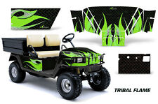 Golf Cart Graphics Kit Decal Sticker Wrap For E-Z-Go Workhorse 96-03 TRIBAL G K
