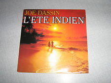 JOE DASSIN 45 TOURS HOLLANDE L'ETE INDIEN