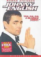 JOHNNY ENGLISH NEW DVD
