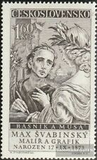 Slowakije 1092 (compleet.Kwestie.) postfris MNH 1958 Svabinsky