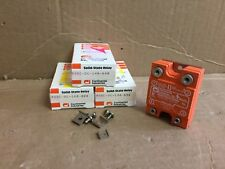 RSDC-DC-140-000 Continental Industries NEW In Box 40A SSR Relay RSDCDC140000