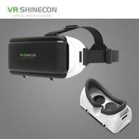 "SHINECON 3D IMAX Screen VR Glasses Virtual Reality Headset for 4.0""-6.0"" Phones"