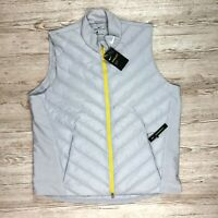 NIKE GOLF AEROLOFT REPEL THERMAL GILET VEST SIZE XL EXTRA LARGE CD8958 043