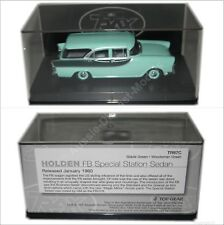 Holden FB Special Station Wagon 1960 Green TRAX TR87C - 1 43 Scale Diecast Model