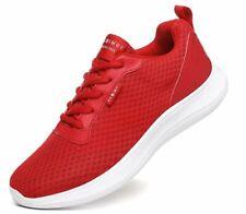 Men's Breathable Mesh Tennis Shoes Comfortable Gym Sneakers BG