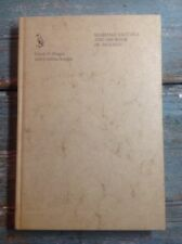 """Hardcover """"Mariano Taccola And His Book De Ingeneis"""" M.I.T. Press 1972"""