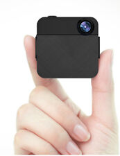 WOLFCOM Capture, Tiny Wearable Video Audio Camera Clip-on Recorder