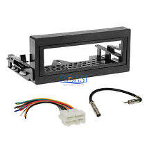Car Radio Stereo Install Dash Kit Wire Harness for 1995-up GMC Chevy Cadillac