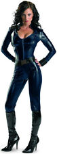 Adult BLACK WIDOW Costume NEW! Medium (8-10) Iron Man 2 Avengers womens DISGUISE
