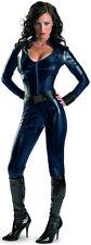 Adult BLACK WIDOW Costume NEW! Medium (8-10) Iron Man 2 Avengers womens DISGUISE