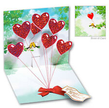 Up With Paper - HEART BALLOONS - #UP-WP-618