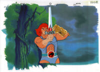 Thundercats Production Anime Cel Lion-O Sword of Omens Rankin-Bass 1985 Vintage