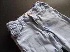 ZARA GIRLS Tolle hellblaue skinny Jeans Gr.5 110
