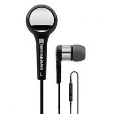 Beyerdynamic MMX 102 iE Black Neodymium Mic / Remote Earbuds Earphones