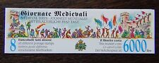 San Marino 1996 Medieval Day Traditional Festival Booklet MNH
