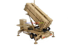 New 1/72 Diecast Tank MIM-104 Patriot Missile System Desert Modern US Military