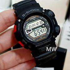 Genuine Casio Men G-Shock Mudman Millitary Black Watch G-9000-1VDR G-9000-1V