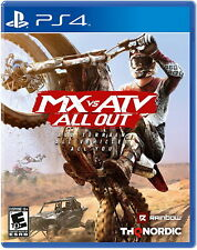 MX vs. ATV All Out PS4 [Brand New]