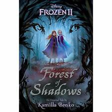 Frozen 2: Forest of Shadows - Hardback NEW Benko, Kamilla 04/10/2019