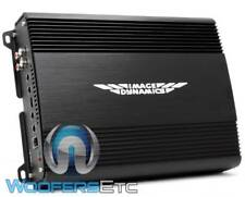 IMAGE DYNAMICS I2300 2CH AMP 500W MAX SUB SUBWOOFER SPEAKERS COMPONENT AMPLIFIER