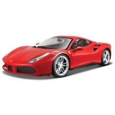 Voiture de tourisme blancs pour Ferrari