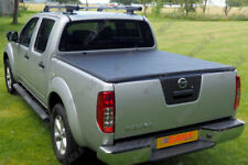 Pour Nissan Navara D40 Flexible Tri Fold Capote Eagle1 Pliable Couvre Benne