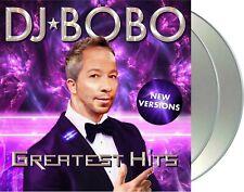 "DJ Bobo ""greatest hits - new versions"" 2CD NEU Album 2021"