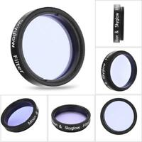 "Datyson 1.25"" Sky Glow&Moon Filter for Telescope Eyepiece Cuts Light Pollution"