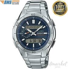 Casio Wave Ceptor Multiband 6 Atomic Solar Mens Watch New from Japan EMS F/S
