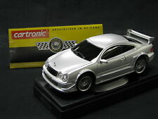 Cartronic Mercedes-Benz CLK DTM RC Car 1:24 Silver (JS)