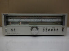 Vintage Sony ST-313L FM-AM Program Tuner - Made in Japan.