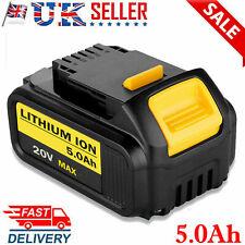 FOR DEWALT DCB184 18V 5.0Ah Lithium XR Slide Battery DCC785 DCB200 DCB180 DCB182