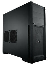 Corsair Carbide Black 300R Mid-Tower Computer Case Mid-end gaming build chasis