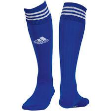 Adidas Adisock [Talla 1 / Talla 34-36 ] Medias de Fútbol Adi Calcetines Azul