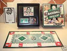 MLB Baseball Trivia Board Game 2004 in MINT condition