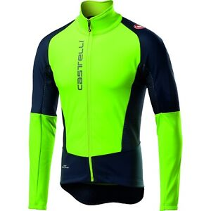 Castelli Men's Mortirolo V Cycling Jacket - 2020